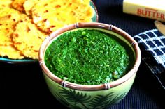 Sarson Ka Saag- Healthy and delicious curry prepared using mustard greens and spinach