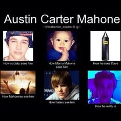 Austin Carter Mahone