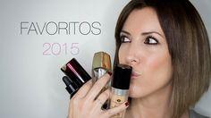 Aparichi Makeup: Blog de Maquillaje y Belleza - Maquilladora Profesional Madrid: VIDEO: MIS FAVORITOS DE MAQUILLAJE DE 2015