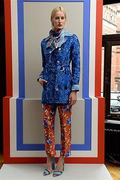 London Fashion Week September 2013 - Ostwald Helgason Spring/Summer 2014