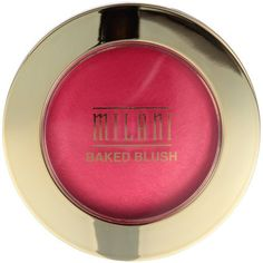 Milani Baked Blush, Bella Rosa, 0.12 Ounce ** This is an Amazon Affiliate link. Check out this great product.