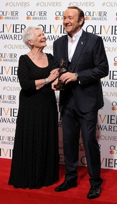 Kevin Spacey Photos - Olivier Theatre Awards 2015 Arrivals - Zimbio