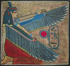 5th Grade: Ancient History and Mythology; Egypt: The Winged Ma'at