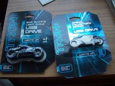 Tron Flash Drives