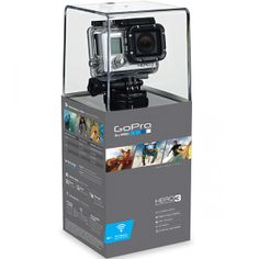 GoPro Hero 3, $349.95 from Paxtons at #MacquarieCentre