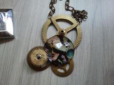 steampunk jewellery DIY