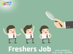 If you are interested in looking for a #FreshersJob, there are various job portals that are providing the updated information regarding to the Freshers jobs and offering the opportunity to work with one of the best and leading organization to fulfill your dreams. See more @ http://bit.ly/2hyQz7y #NCRJobs #JobPortal
