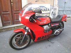 Moto Guzzi 850 Le Mans II  5/1980  KM. 17.000  € 9.900,00
