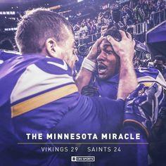Vikings Minnesota Miracle sweetened by winning memes Nfl Vikings, Minnesota Vikings Football, Best Football Team, Nfl Football, Football Players, Football Stuff, Nfl Memes, Football Memes, Saints Vs