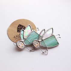 Hey, I found this really awesome Etsy listing at https://www.etsy.com/ca/listing/497558397/angel-brooch-angel-for-loved-ones