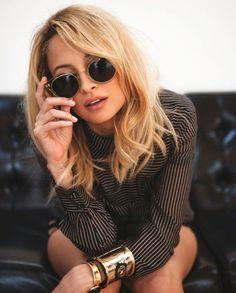 Nicole Richie Cool Style