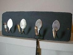 Keyrack - love slate & the spoons are inspired