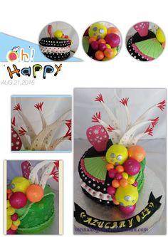 Tarta Carnaval-Cake Carnaval