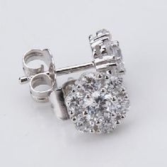 Fashion Jewellery Studs Made of Sterling Silver