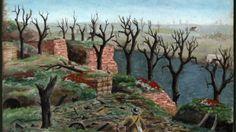 JM sketchbook origins an unsolved First World War mystery   CBCNews.ca Mobile