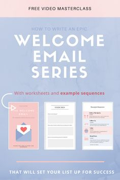 Why are welcome emails so important? And how can you write a welcome email series that your new subscribers will open and love via @creativencoffee