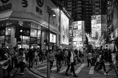 Busy Sogo.  Fuji X100 Fuji X100, Times Square, Street View, Photography, Travel, Photograph, Viajes, Fotografie, Photoshoot