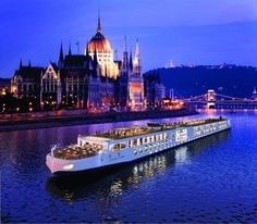 A Viking River Cruise Down The Danube - Luxury Vacation