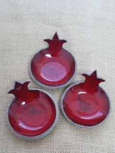 Un frío regalo para Navidad: 3 platillos de por ornabareldesigns