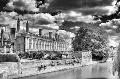 Clare College, Cambridge, UK by Nicu Gherasim on 500px