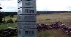 The Secret of Sargent's Mesa: Hidden Vietnam War Memorial Holds Lonely Vigil | The Veterans Site Blog
