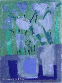 'Two Danish Pots' by Liz Innvar