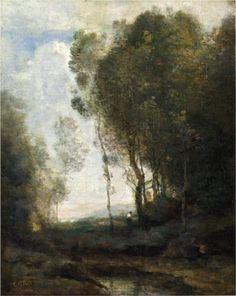 The Edge of the Forest - Camille Corot