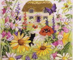 Gallery.ru / Фото #1 - Cottage Garden - natalytretyak