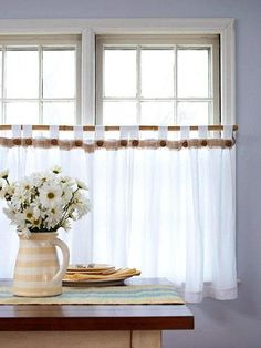 We've got you covered with ideas for curtains, shades and blinds to show off your windows.