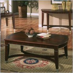 Coffe Table and Area Rug