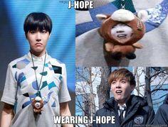 OUR LOVELY J-HOPE