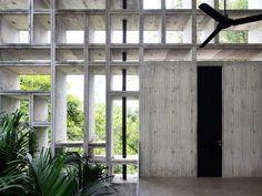 Un chef-d'œuvre de béton par WHBC Architects - Journal du Design