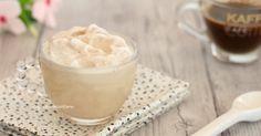 Ecco come preparare in casa la crema di caffè senza panna come quella del bar, è pronta in soli due minuti, è semplicemente favolosa!