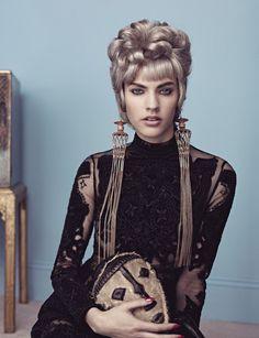 Maggie Jablonski by Elena Rendina for Numéro Tokyo November 2015 9