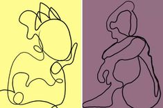 If You Can Tell The Popular Disney Character From These Simple Drawings, You Deserve A Medal
