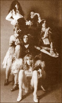 "The GTOs were a ""groupie group"" that consisted of Miss Pamela, Miss Sparky, Miss Lucy, Miss Christine, Miss Sandra, Miss Mercy, and Miss Cynderella. The group hailed from the area around Los Angeles in the late 1960s, with most of the girls being denizens of the Sunset Strip scene."