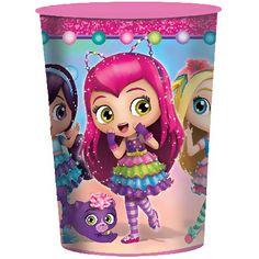 Little Charmers Keepsake Cup Little Charmers, 5th Birthday, Lunch Box, Plastic, Cool Stuff, Bento Box