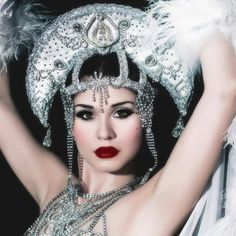 Circus | Carnival | Masquerade | Cabaret Photography at: http://www.pinterest.com/oddsouldesigns/the-secret-circus/ #showgirl #burlesque