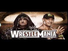WWF: The John Taker vs Under Cena : Jan 2016