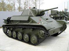 Т-70 в музее техники Верхней Пышмы /T-70 Soviet light tank WW II