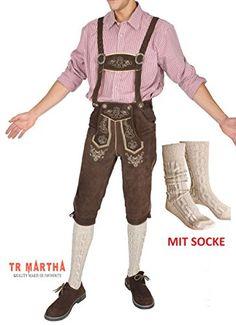 Oktoberfest Outfit, Lederhosen, German Costume, French Beret Hat, Lined Denim Jacket, Short Rain Boots, New Fashion, Fashion Outfits, Hollywood Men