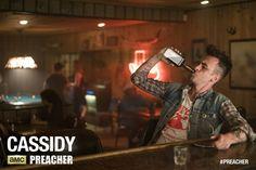 AMC's Preacher, Cassidy...love this guy.