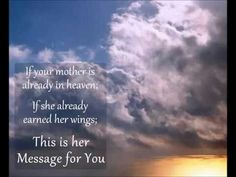 Missing both my mom & mom-in-law both in heaven.  Cherish those you love before they are gone.