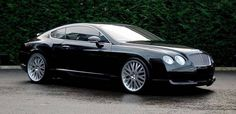 Bentley Coupe GT