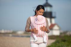 pink and white stripe #organiccotton #babywrap #babywearing #prettyinpink #beachbaby #infant #newborn #newborncarrier #babywrapcarrier #summer #madeinusa #smallbusiness #onemonthold #twomonthsold #threemonthsold #fourmonthsold #fivemonthsold #sixmonthsold