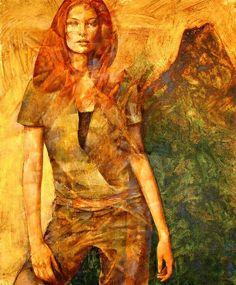 Fabien Clesse, 1962   Abstract Portrait painter   Tutt'Art@   Pittura • Scultura • Poesia • Musica