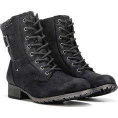 JELLYPOP Women's Dalen Combat Boot at Famous Footwear