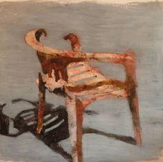 "Saatchi Art Artist Wilfrid Moizan; Painting, ""Matsuda (hibakusha serie)"" #art"