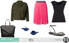 9th December Daily Weather, Fashion Forecasting, Cape Town, December, My Style