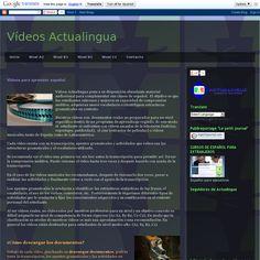 Vídeos por niveles, transcripción, apuntes gramaticales y actividades, snapped on Snapito!